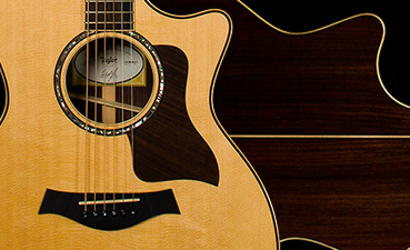 Taylor Guitars For Sale >> Taylor Acoustic Guitars Huge Inventory Of Taylor Guitars Wildwood