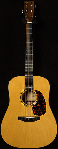 2004 Martin Limited D-18 Clay Hess