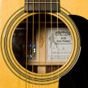 2007 Martin Limited Edition D-28 Elvis Presley Signature