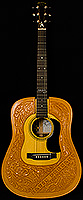 2002 Martin Limited Edition D-28M Elvis Presley Signature