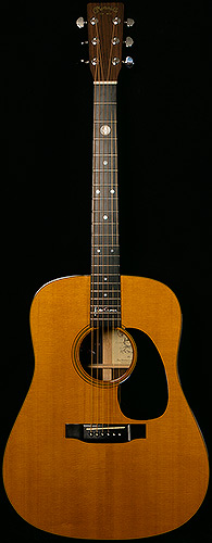 1999 Martin Limited Edition D-21JC Jim Croce