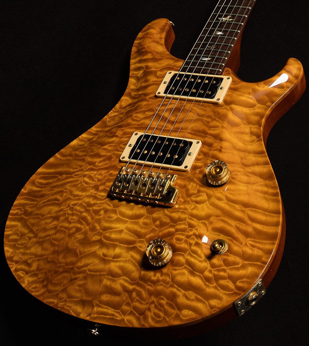 1998 prs custom 22 quilt 10 top entire prs inventory prs guitars used electric guitars used. Black Bedroom Furniture Sets. Home Design Ideas