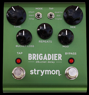 Brigadier dBucket Delay