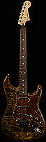 2015 Collection NAMM Spalted Maple Top Artisan Stratocaster