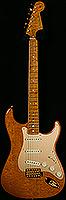 Custom Collection Artisan Stratocaster - Figured Mahogany