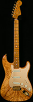 Custom Collection Artisan Stratocaster - Spalted Maple