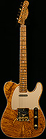 Custom Collection Artisan Telecaster - Spalted Maple