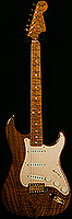 Custom Collection Artisan Stratocaster - Claro Walnut