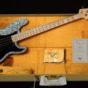 Fender Custom Dennis Galuszka Masterbuilt 1966 P-Bass Moto