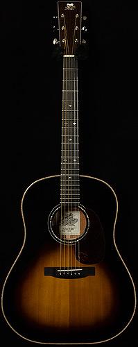 Model SJ Deluxe Fiddleback Mahogany