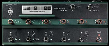 Profiler Remote