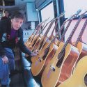 2005 Limited Edition Epiphone Texan Paul McCartney, Aged #33 of 40