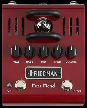 Fuzz Fiend