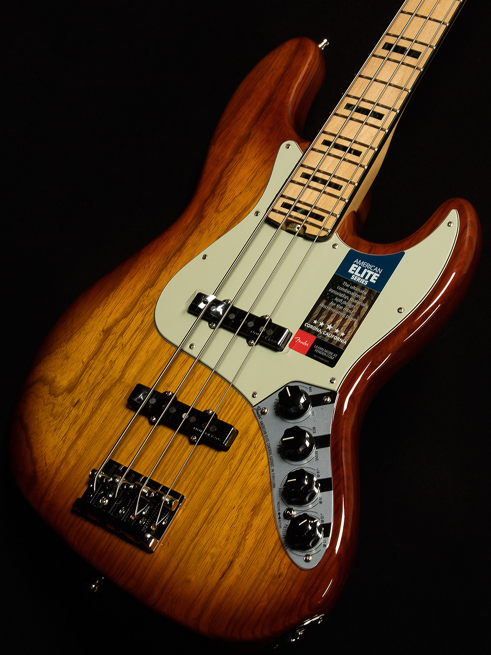 American Elite Jazz Bass : american elite jazz bass bass guitars american elite bass guitars wildwood guitars ~ Vivirlamusica.com Haus und Dekorationen