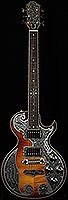 Teye Guitars Super Coyote