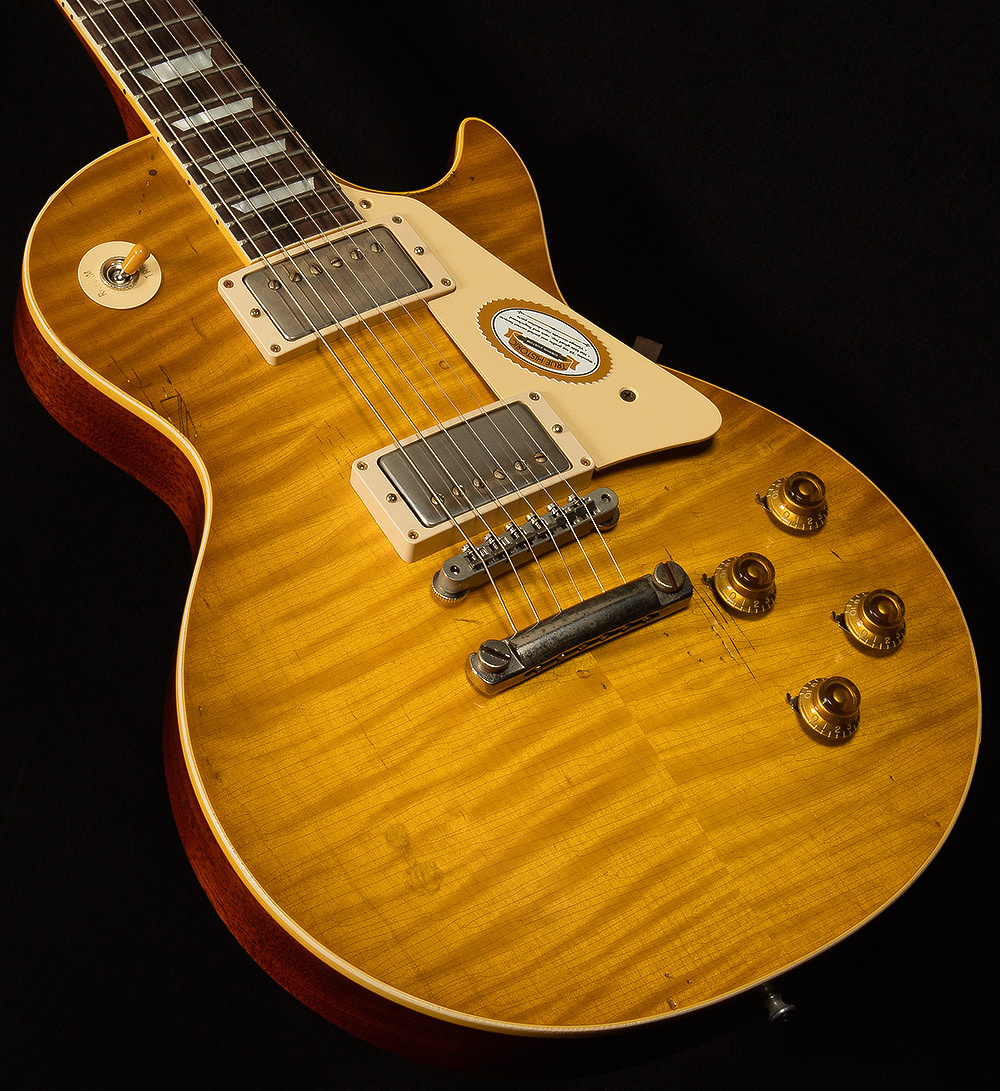 limited run collector 39 s choice 31 1959 les paul mike reeder les paul inventory collector 39 s. Black Bedroom Furniture Sets. Home Design Ideas