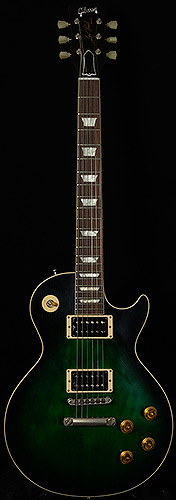 Limited Slash Anaconda Burst Les Paul Plain Top