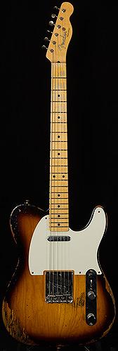 """Fender Custom Dealer Select Wildwood """"10"""" '55 Telecaster Heavy Relic"""
