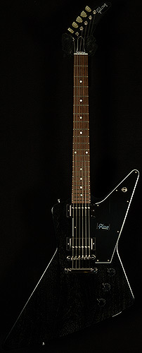 2017 Gibson Custom Limited Explorer Mahogany TV