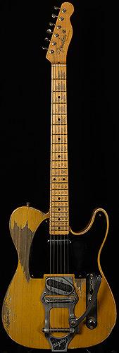 2017 Fender Custom Dale Wilson Smoked Telecaster