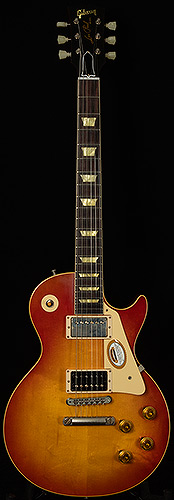 Limited Slash 1958 Les Paul 'First Standard' #8 3096 VOS