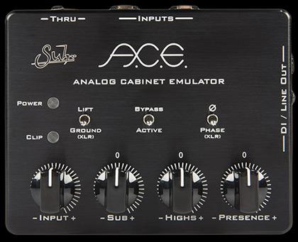 A.C.E. (Analog Cabinet Emulator)