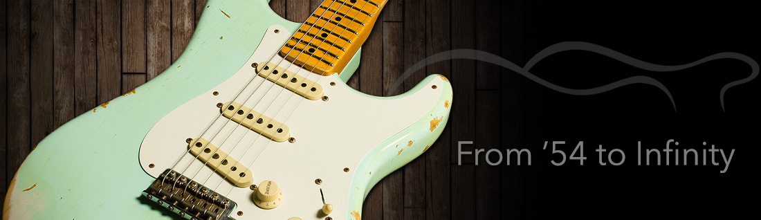 The 10 Best Stratocasters Our Pick Of The Best Strat Guitars >> Fender Custom Shop Stratocaster Guitars Electrics From Fender