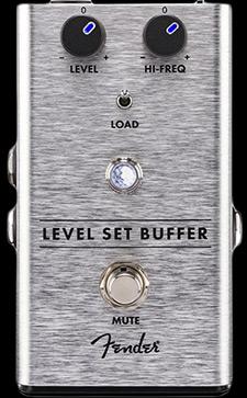 Level Set Buffer Pedal