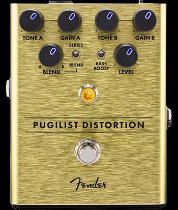 Pugilist Distortion Pedal