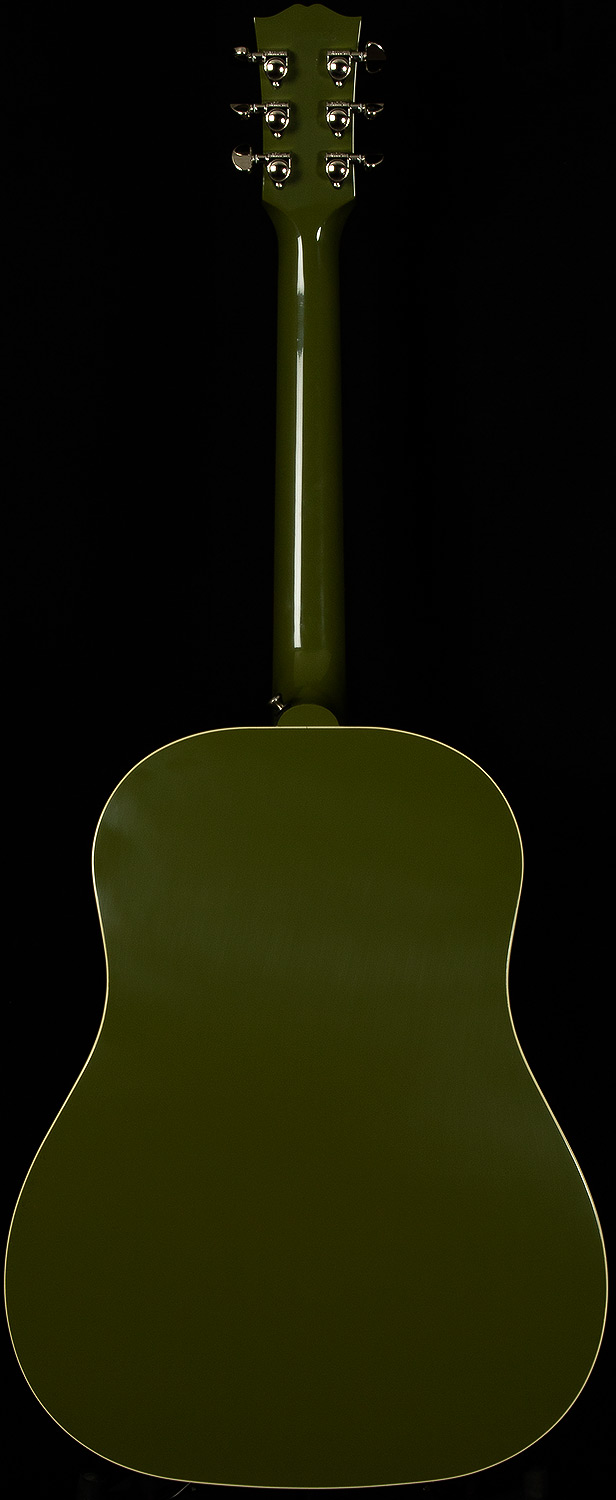 2018 Limited J 45 Standard Olive Green 2018 Gibson Acoustic
