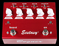 Ecstasy Red Overdrive Pedal