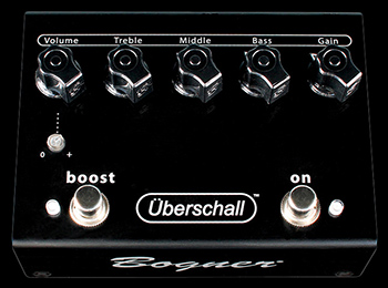 Uberschall Distortion Pedal