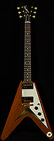 2003 Gibson Custom Flying V Mahogany