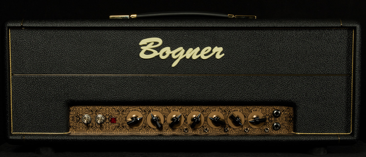 many styles genuine shoes 2018 shoes Helios Head 50W | Bogner Amplification | Wildwood Guitars