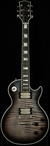 Vivian Campbell Les Paul Custom - Signed #8