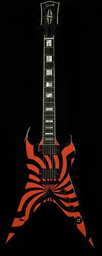 2008 Gibson Custom Shop Zakk Wylde ZV Buzzsaw- #13 of 50