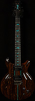 2016 PRS Private Stock Santana II Semi-hollow