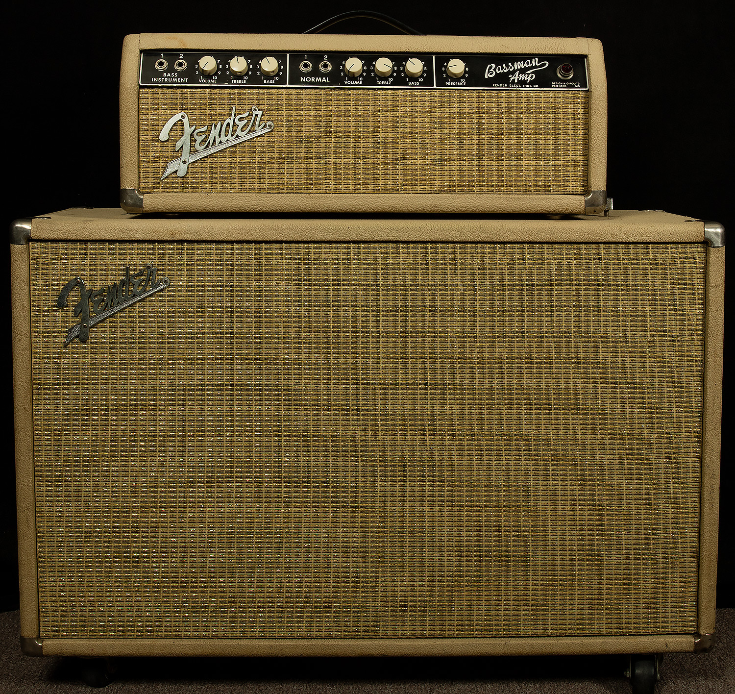 cabinet bassman fender silverface pictures audiofanzine a image medias play guitar m