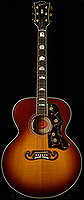 2018 Gibson Limited SJ-200 - Wildfire Burst