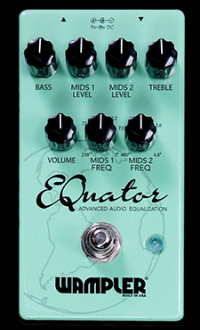 EQuator - Advanced Audio Equalizer