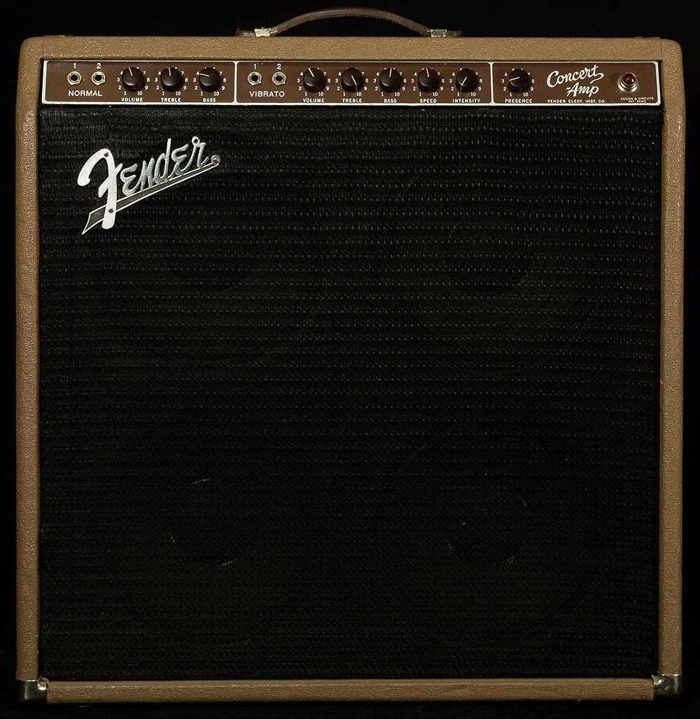 Vintage 1960 Fender Concert Amplifier
