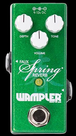 Mini Faux Spring Reverb