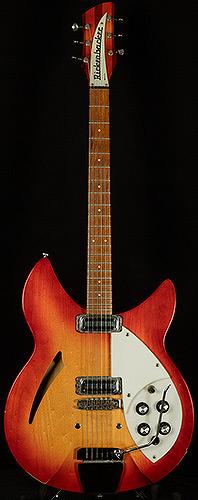 Vintage 1966 Rickenbacker 335