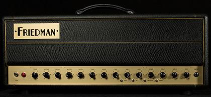 BE-50 Deluxe 50-watt Head - Snakeskin