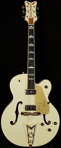 G6136-55 Vintage Select 1955 White Falcon
