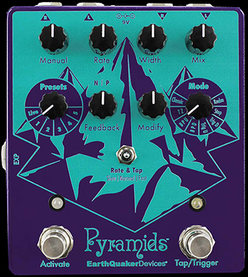 Pyramids Stereo Flanging Device