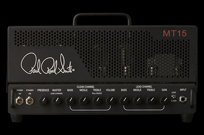 Mark Tremonti MT 15 Amp Head