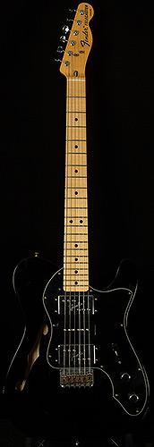 2014 Fender Custom Masterbuilt 1972 Telecaster Thinline Custom