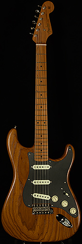 American Vintage Thin Skin Roasted Ash Stratocaster