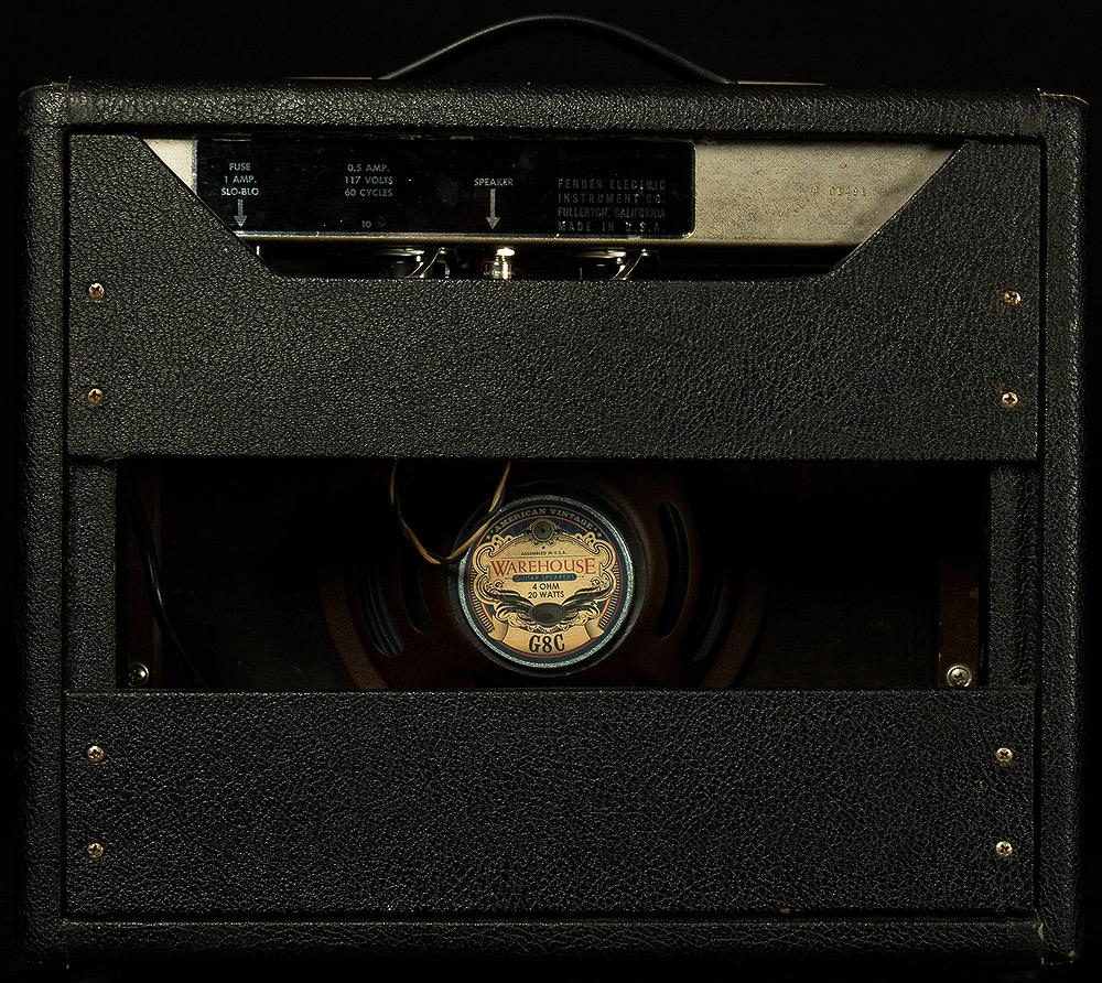 Vintage 1964 Fender Champ | Fender Amplifiers, Used